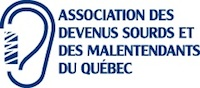 Association des devenus sourds et malentendants du Québec